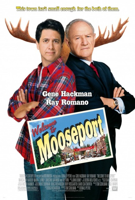 Doug Richardson, Welcome to Mooseport