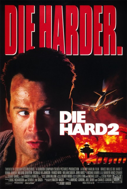 Doug Richardson, Die Hard 2