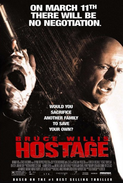 Doug Richardson, Hostage